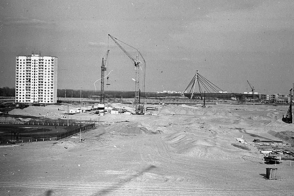Строительство Оболони, фото: Facebook