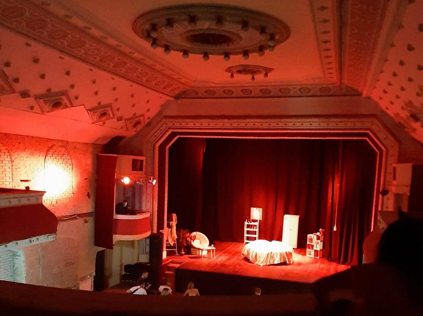 Здание с творческой атмосферой: Лукьяновский народный дом или Киевская малая опера, Фото: Natali Hritsenko