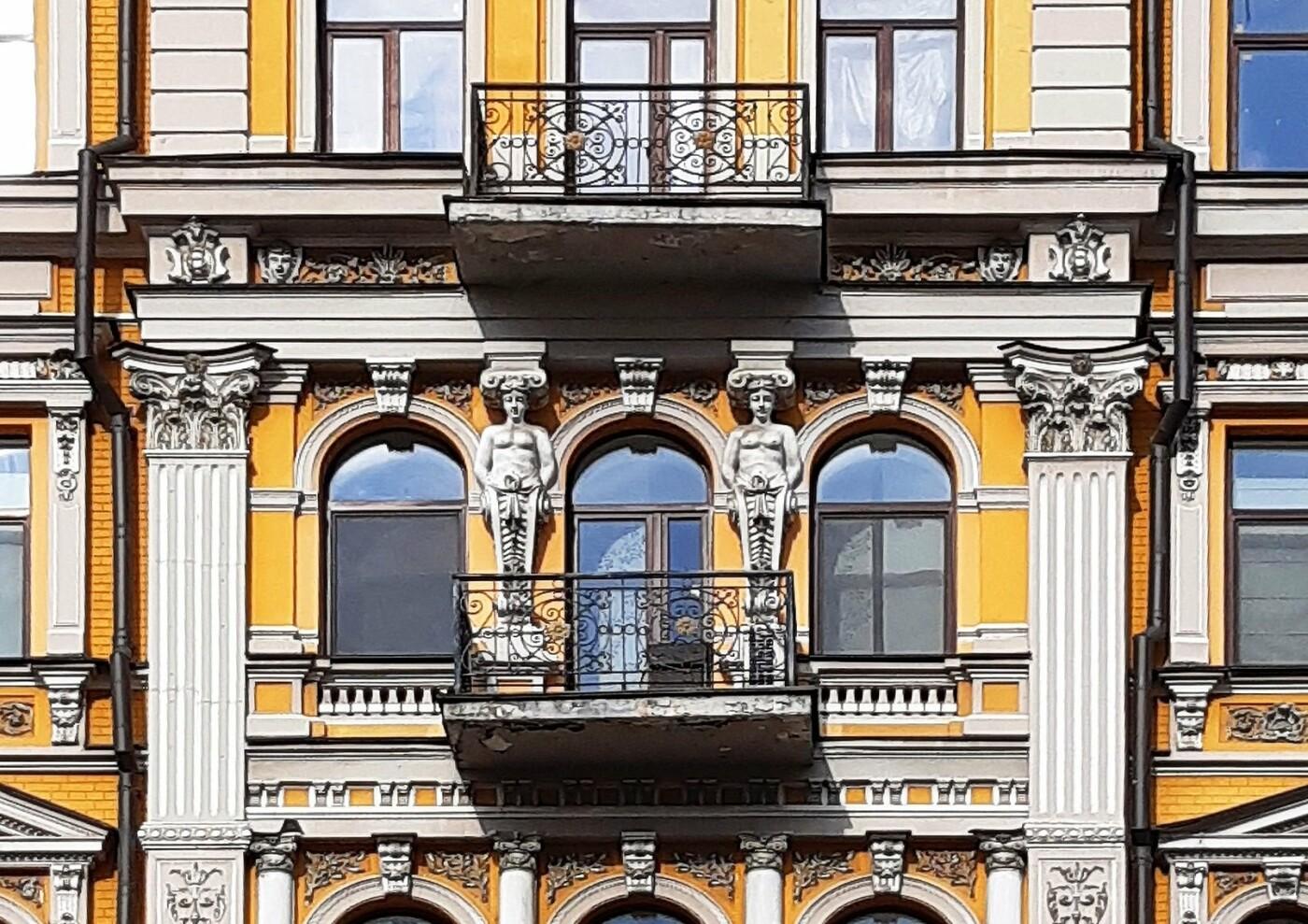 Дом Самонова в Киеве, фото: Википедия