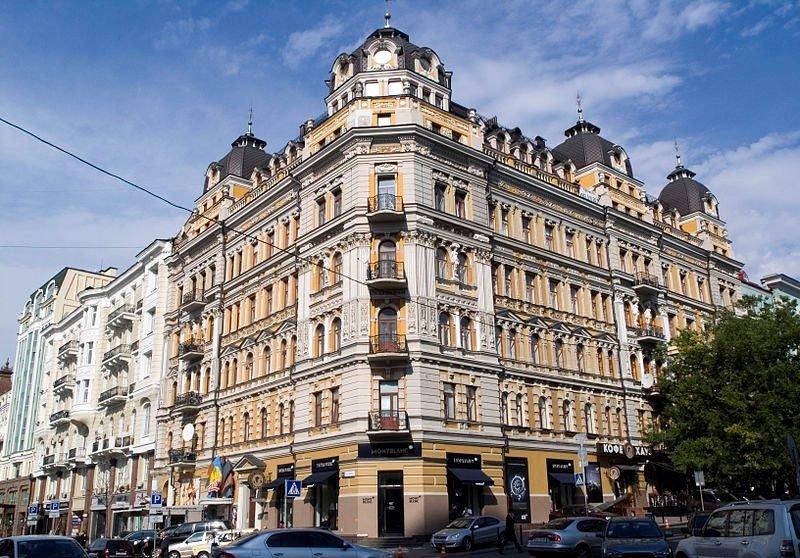 Дом Самонова в Киеве, фото: My Realty