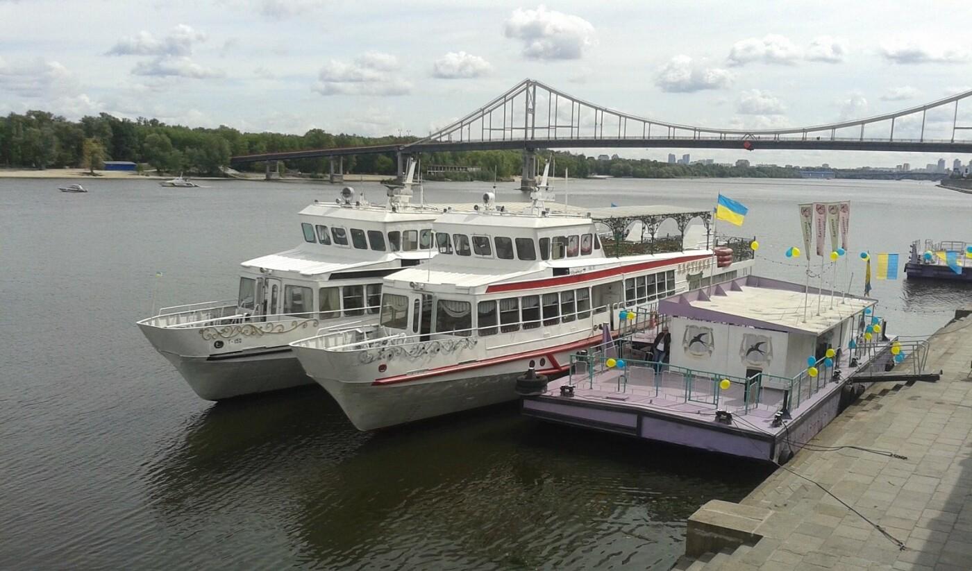 Киевский речной вокзал, фото: Александр Голушко