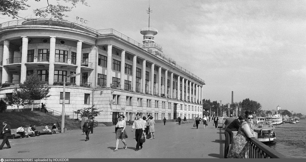 Киевский речной вокзал, фото: bit ua