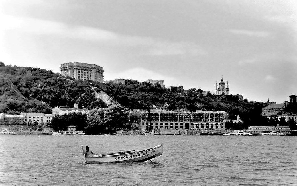 Киевский речной вокзал, фото: Клуб коренного киевлянина