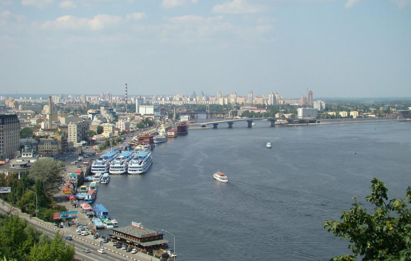 Киевский речной вокзал, фото: Тетяна Гаркуша