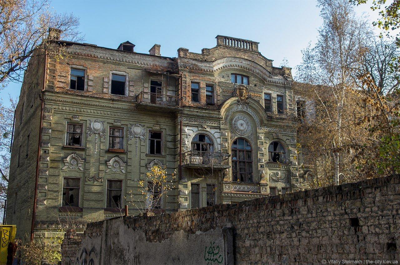 Усадьба Михельсона в Киеве, Фото: The City Kiev