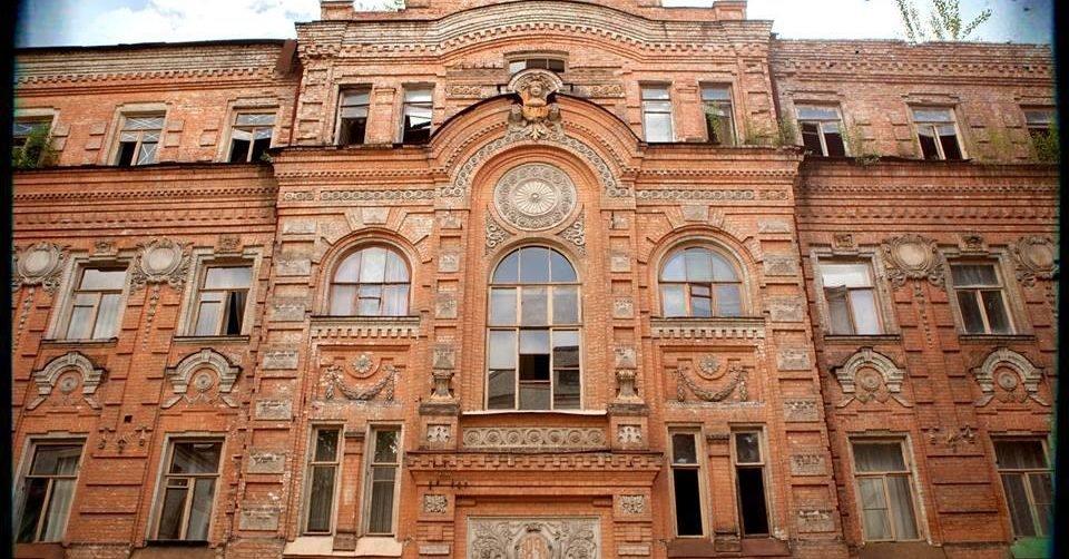 Усадьба Михельсона в Киеве, Фото: Дом на Пушкинской