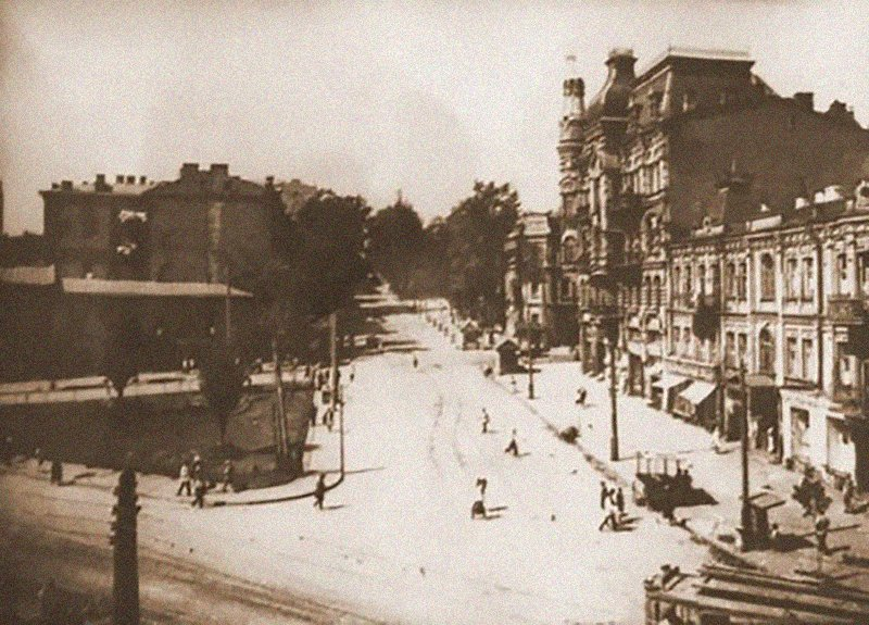 Усадьба Михельсона в Киеве, Фото: Википедия
