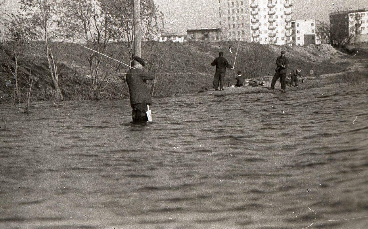 Наводнение на Воскресенской слободке, фото: Клуб Коренного Киевлянина