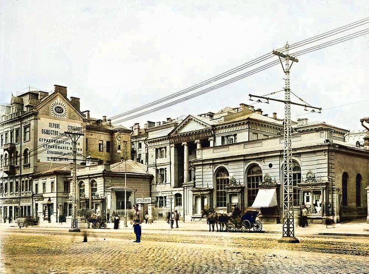 Дворец Головинского в Киеве, фото: Википедия