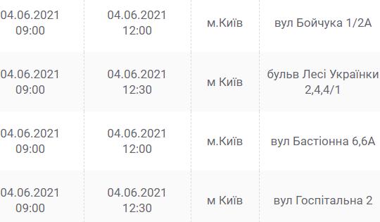 Ищи свой адрес: кто останется без света в Киеве завтра, 4 июня , фото-9