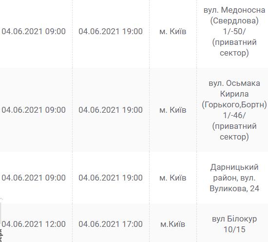 Ищи свой адрес: кто останется без света в Киеве завтра, 4 июня , фото-14