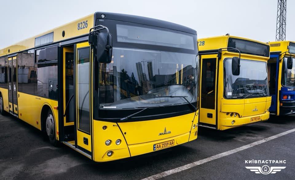 31 автобус Киев: актуальное расписание и его маршрут с картой, Фото: Киевпастранс, КМДА