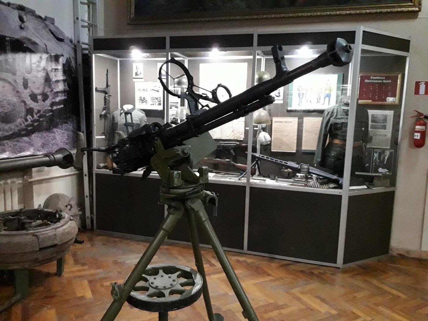 Национальный военно-исторический музей в Киеве, Фото: Іван Костенко