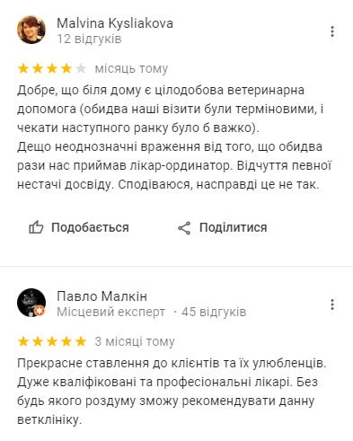 Ветеринарная клиника Киев: куда отвезти питомца, - АДРЕСА, ОТЗЫВЫ, фото-10
