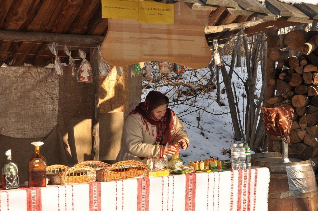 Мамаева Слобода в Киеве, Фото: Елена Слободянюк