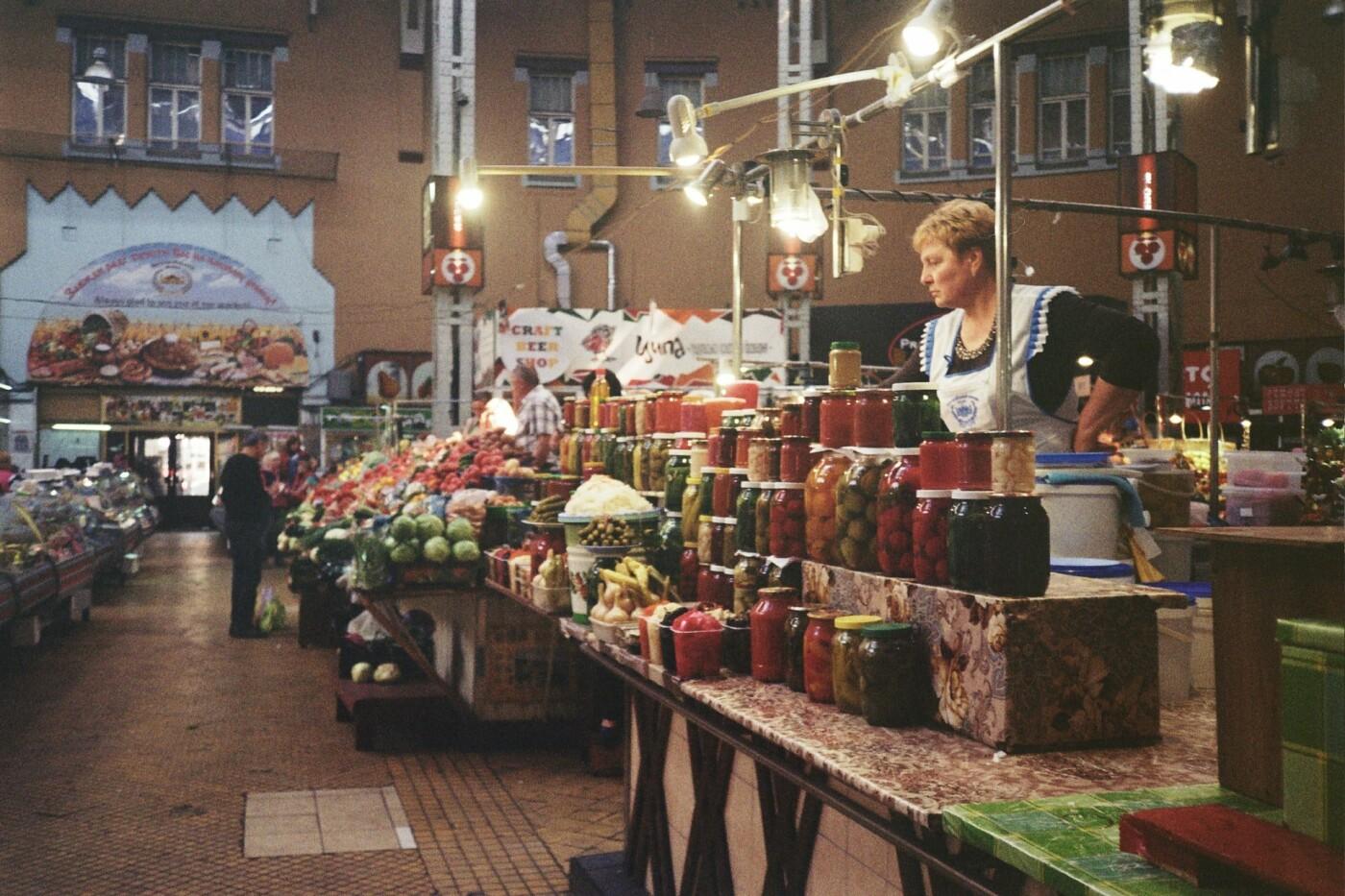 Бессарабский рынок, фото: Adrianna Kaczmarek