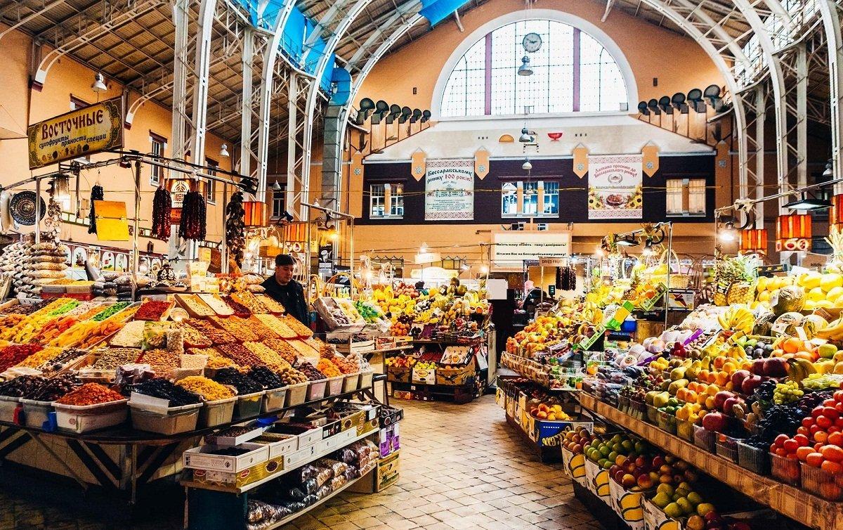 Бессарабский рынок, фото: Андрей Иванов