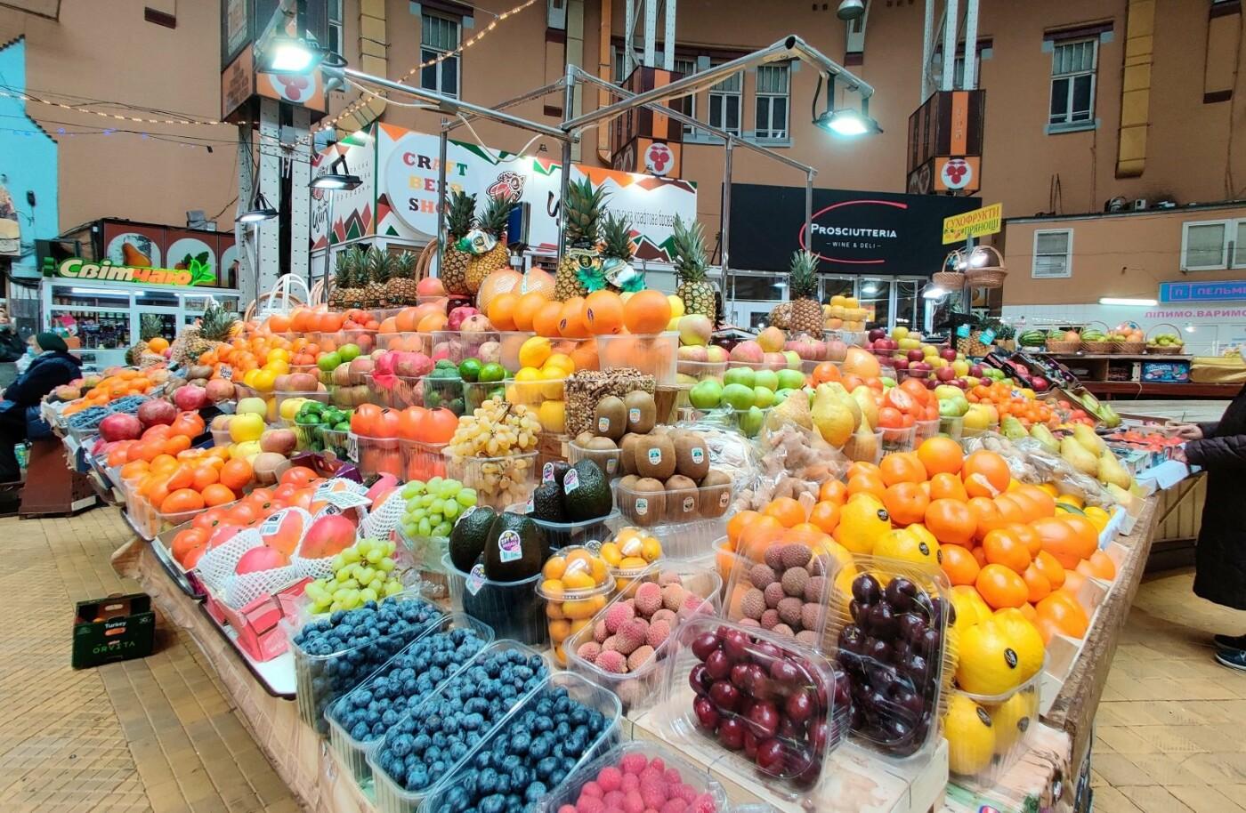 Бессарабский рынок, фото: Gozel Altymuhammedova
