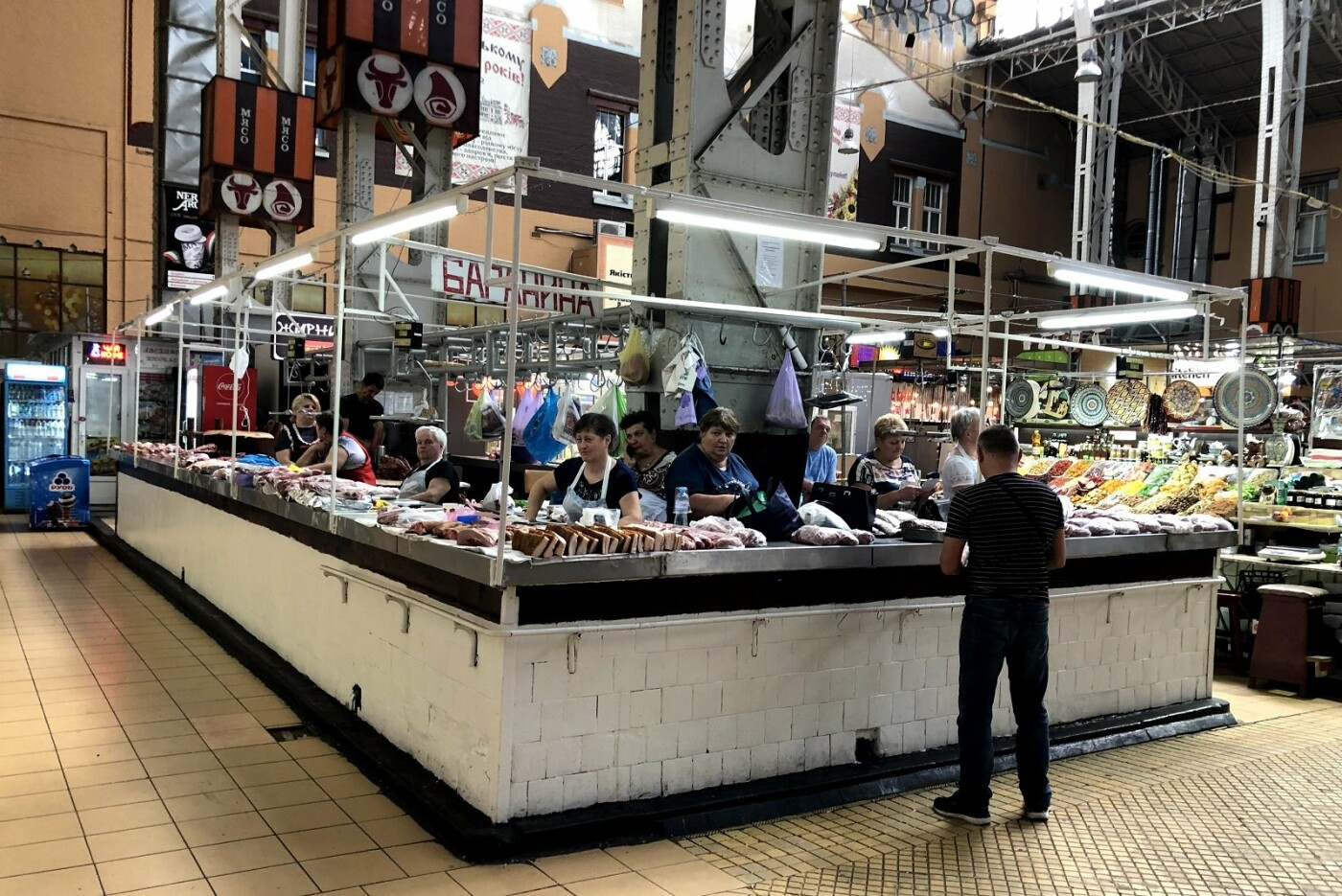 Бессарабский рынок, фото: Pascal
