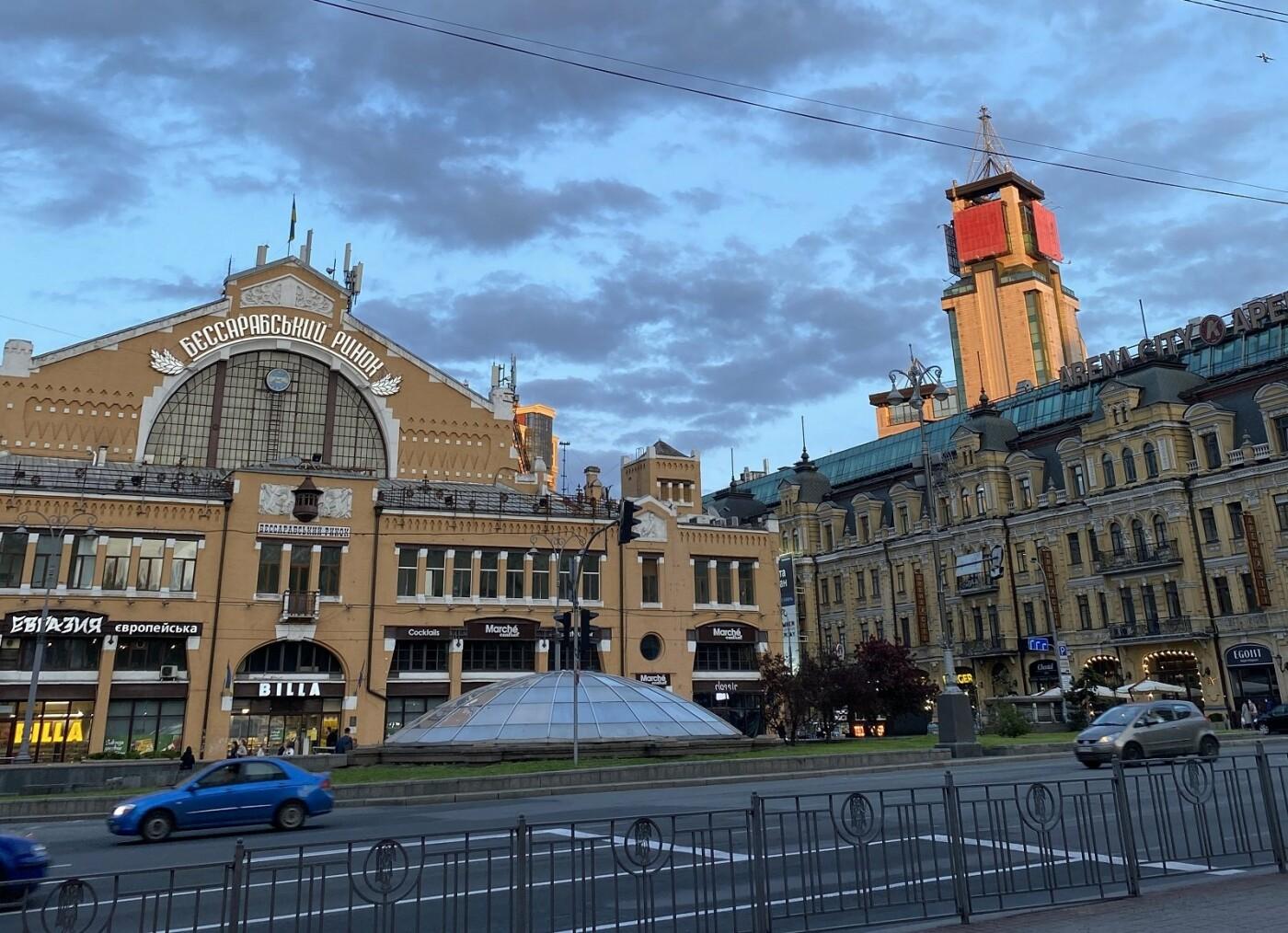 Бессарабский рынок, фото: Тот Самый Олександр