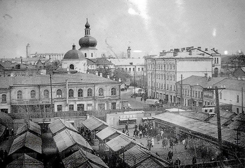 Житний рынок в Киеве, Фото: официальный сайт Житнего рынка
