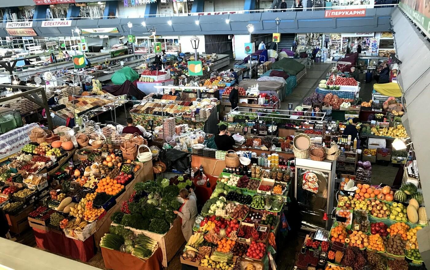 Житний рынок в Киеве, Фото: Maksym P
