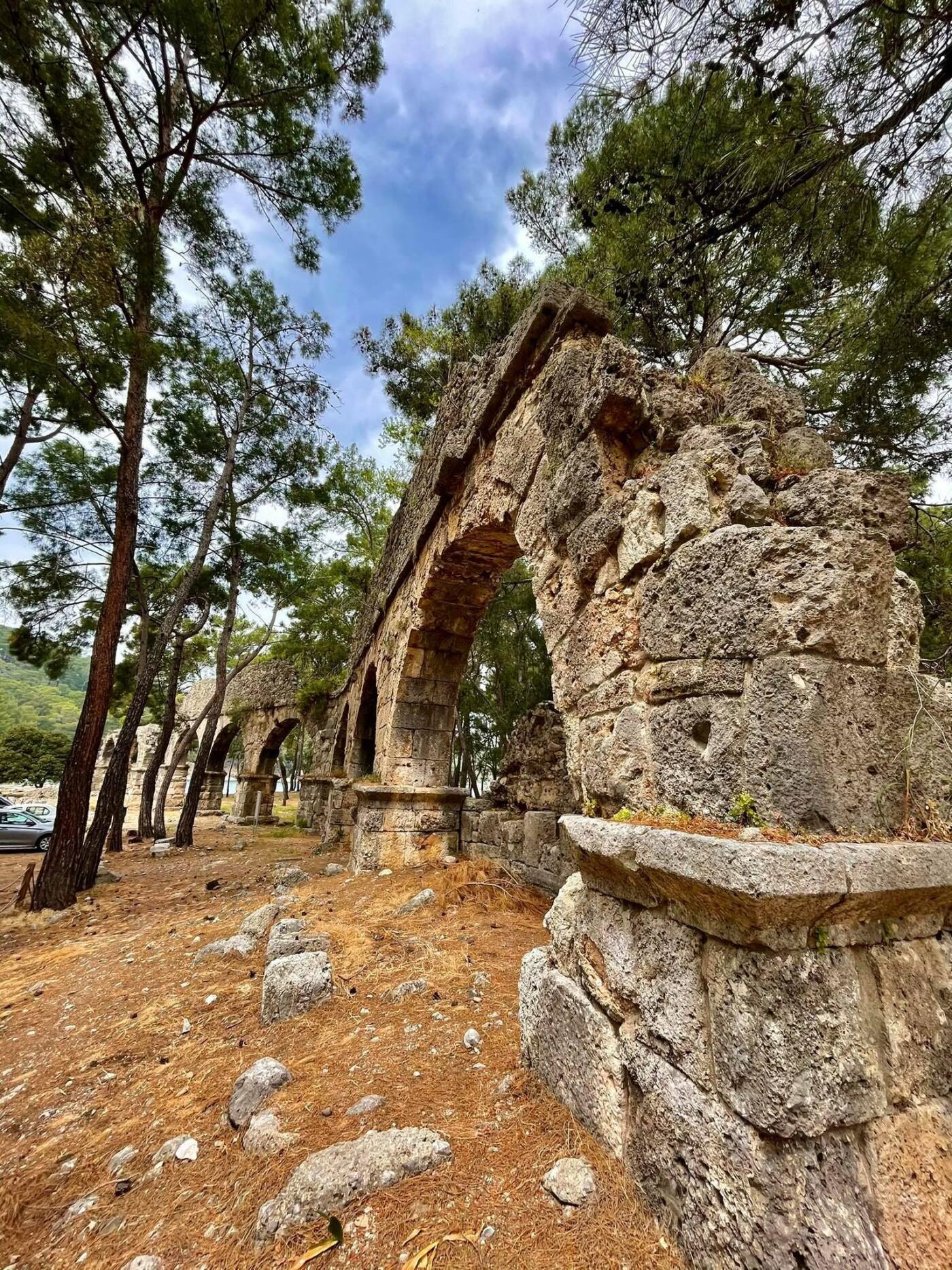Древний город Фалес, Фото: Елена Сердюк
