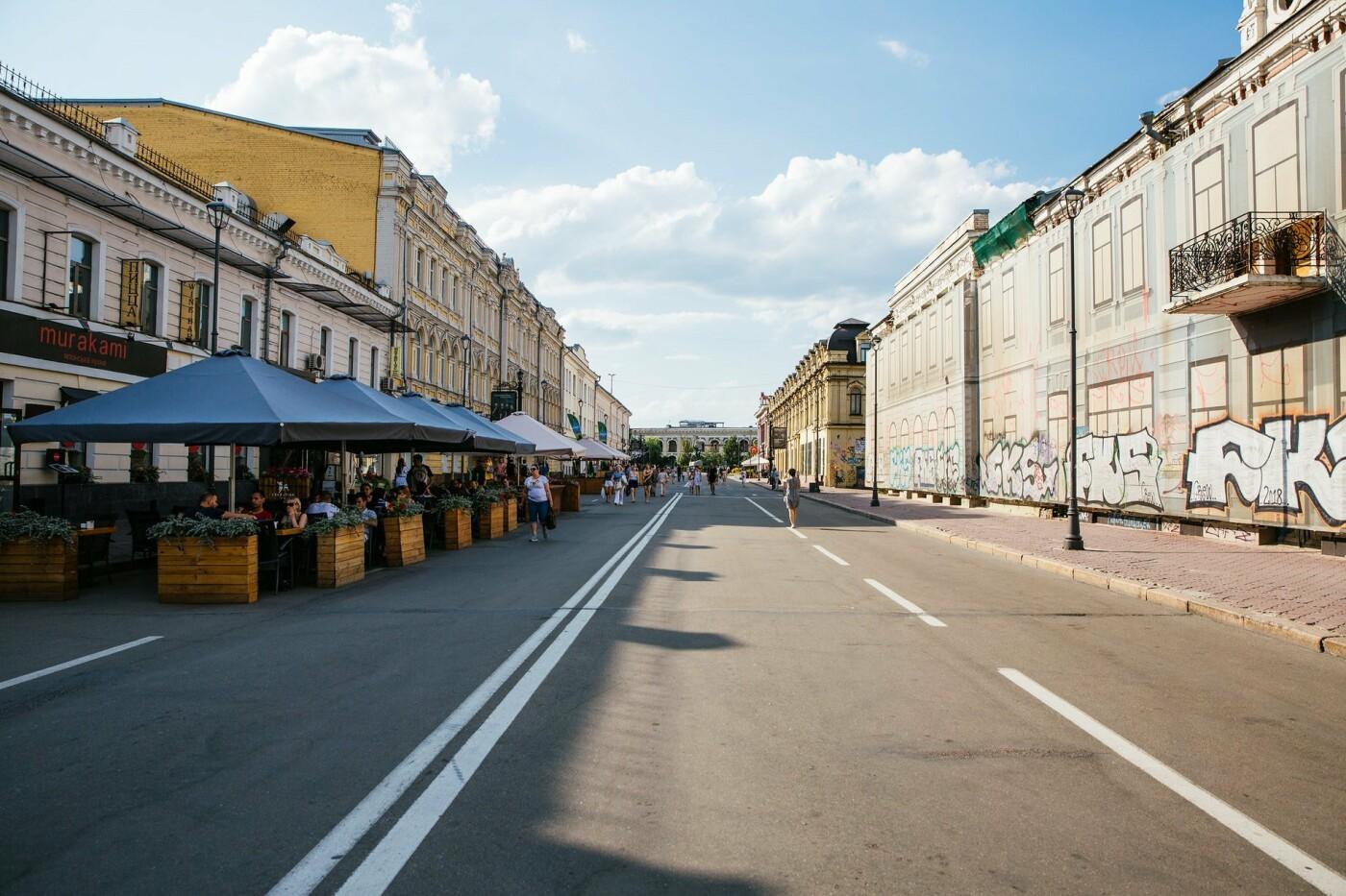 улица Сагайдачного в современности, Фото: The Village Ukraine