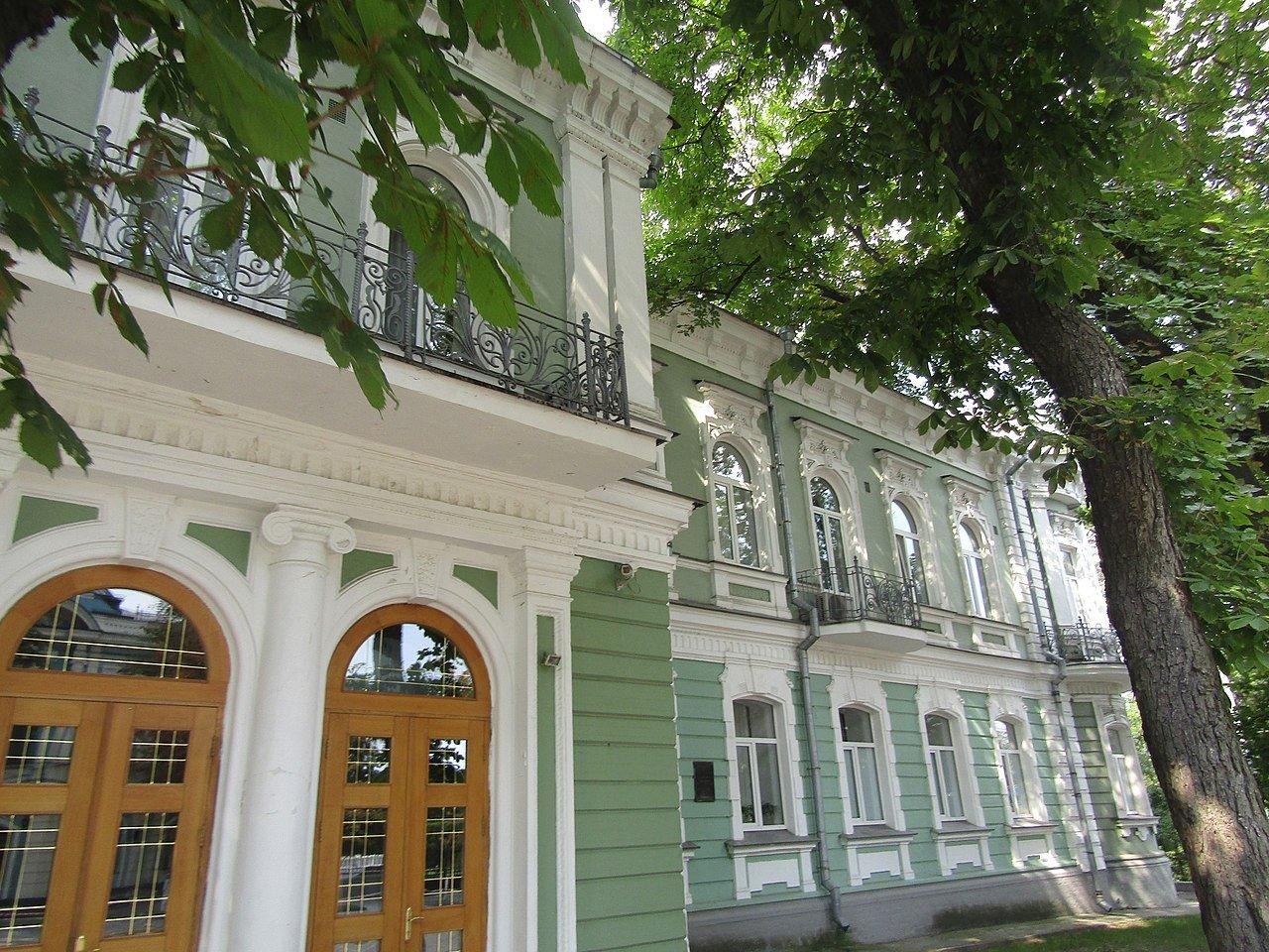 Особняк Равиш-Думитрашко в Киеве, Фото: Википедия