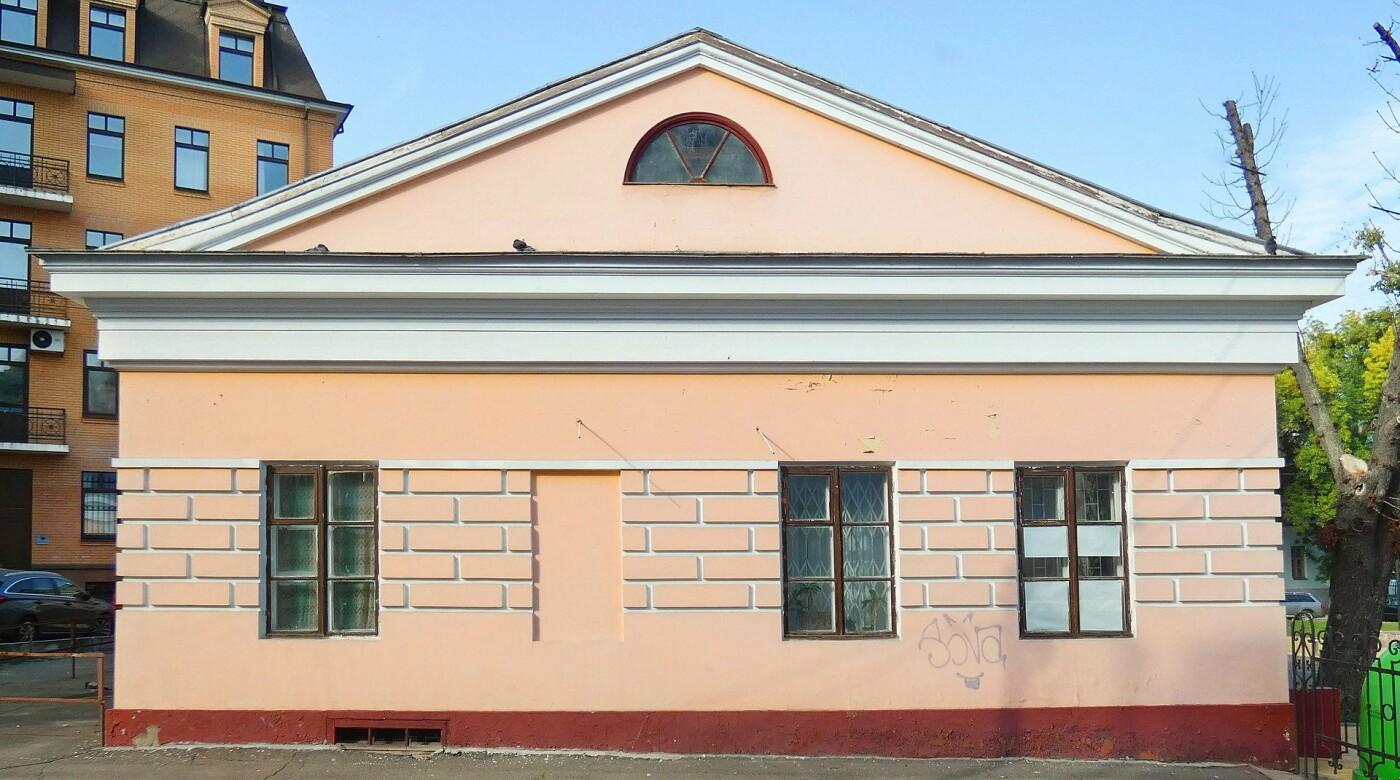 Усадьба на Покровской в Киеве, Фото: Википедия