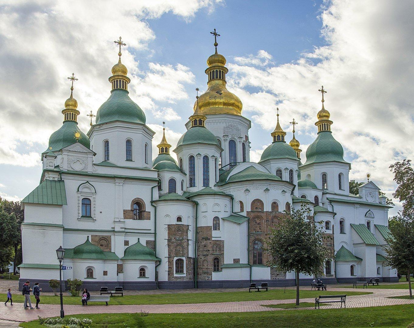 София Киевская, Фото: Википедия