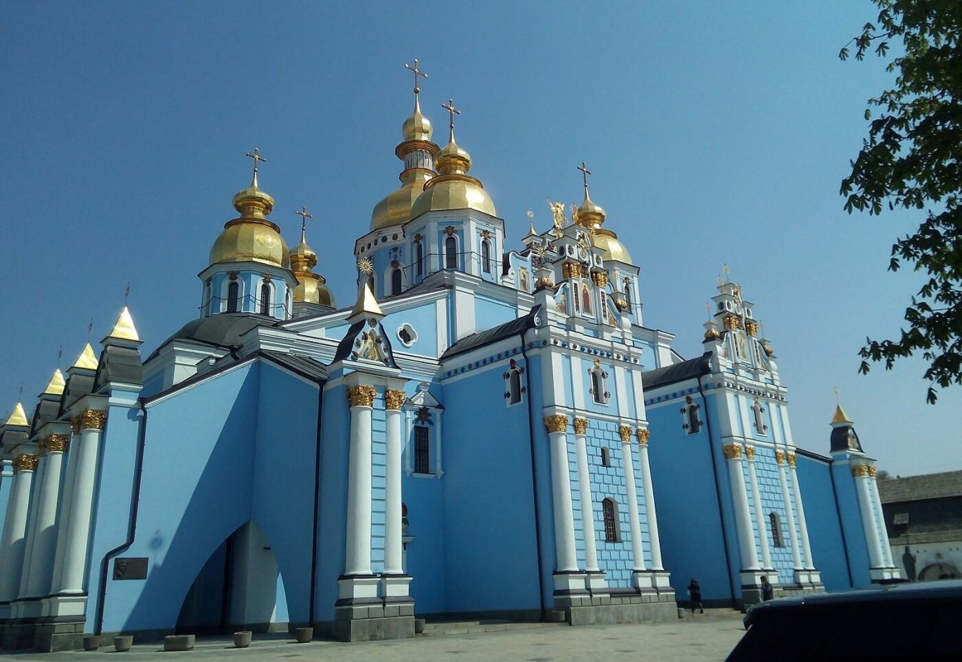Михайловский Златоверхий монастырь, Фото: Олексій Нестеренко