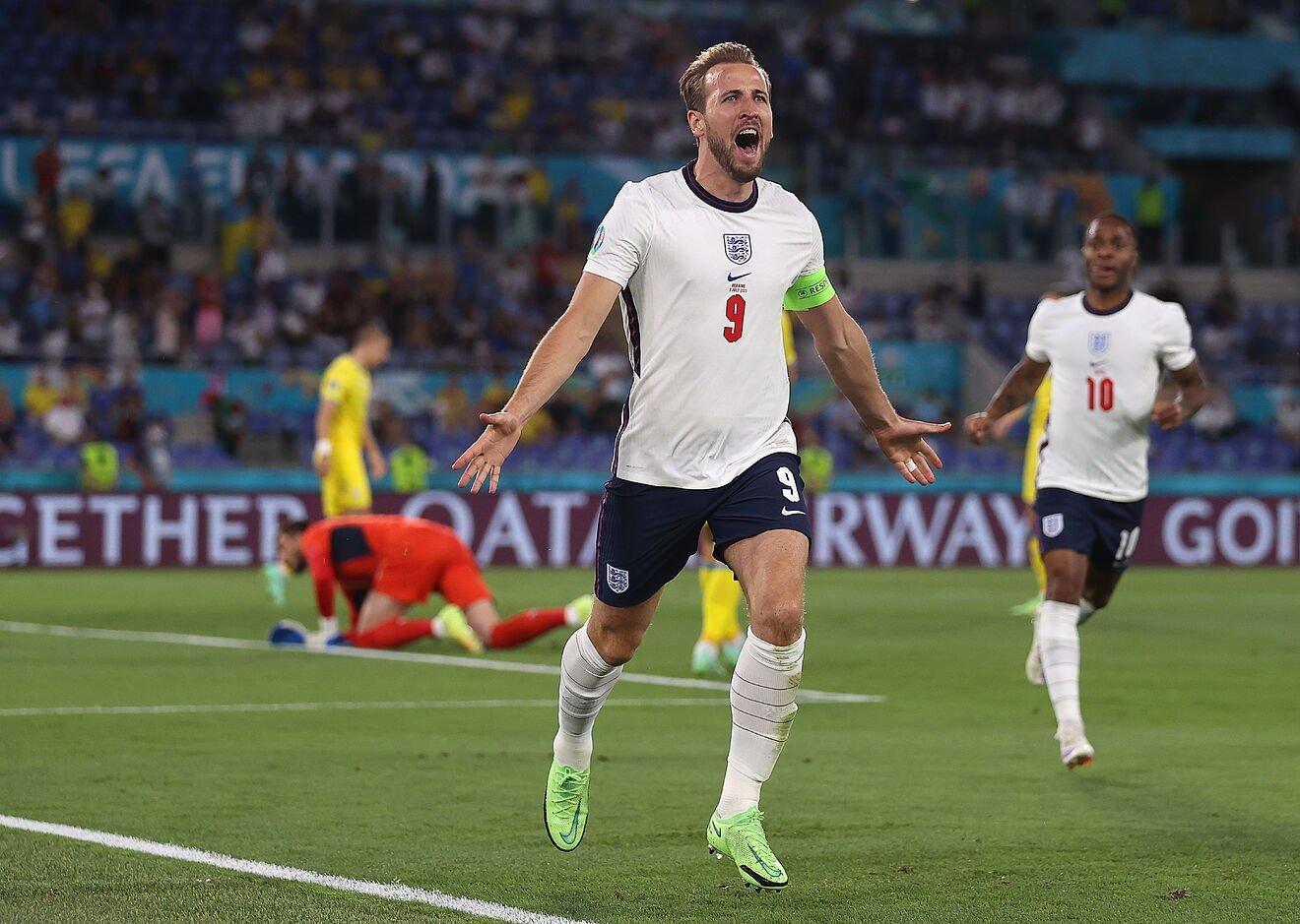 """Матч """"Украина-Англия"""" на ЕВРО-2020, Фото: Marca"""