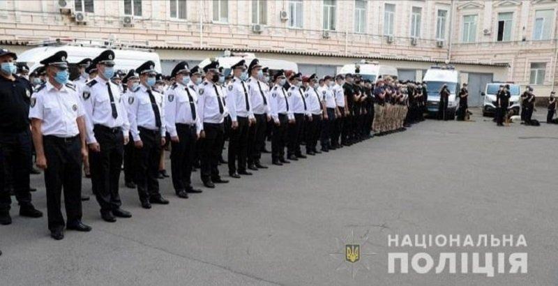 6-летие Национальной полиции, Фото: Национальная полиция