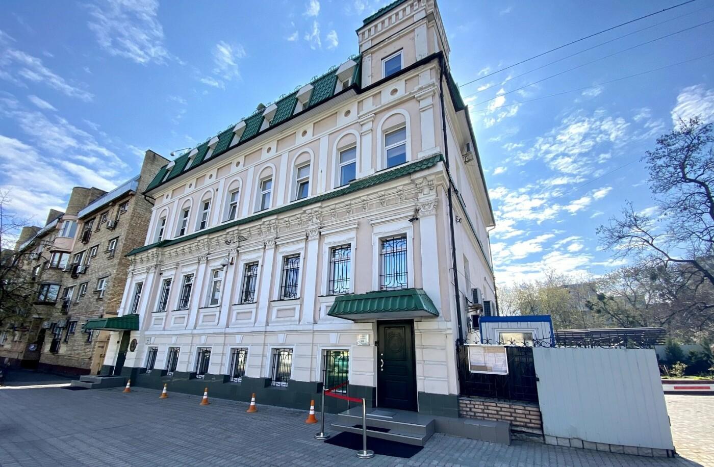 Посольство Испании в Киеве, Фото: John K.