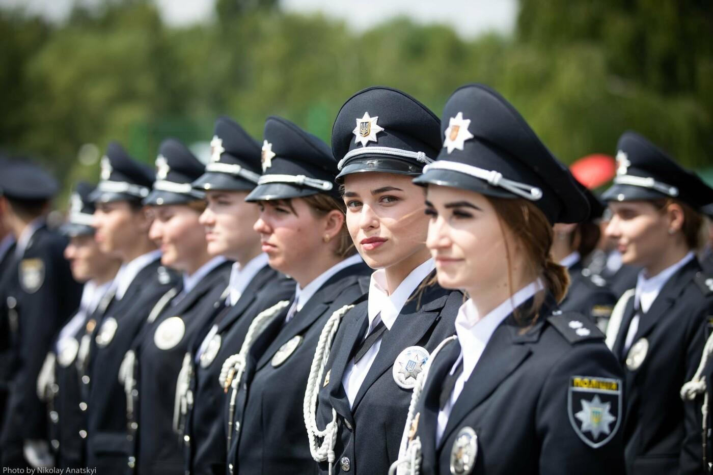 ТОП-5 причин стать украинским полицейским и как это можно сделать в Киеве, Фото: Национальная полиция