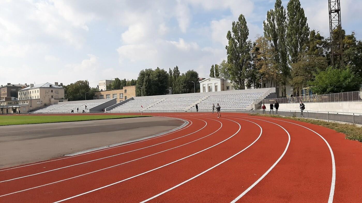 "Стадион ""Темп"" в Киеве, Фото: Elena Sanchenko"