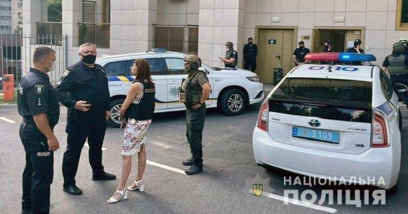 Полиция Киева, Фото: Полиция Киева