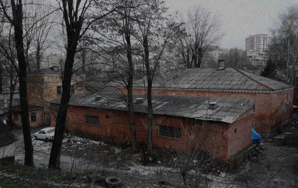 Печерский тюремный замок в Киеве, Фото: Клуб Коренного Киевлянина, Интересный Киев