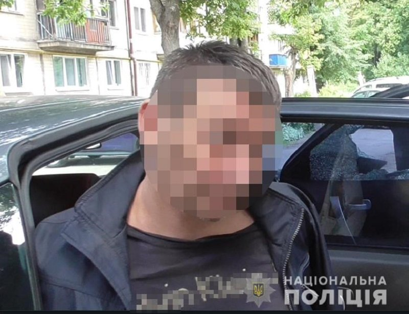 Квартирные кражи в Соломенском районе