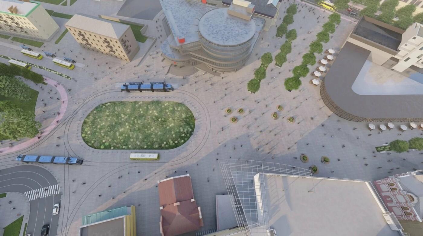 Проект реконструкции Лукьяновской площади в Киеве, Фото: Урбанина