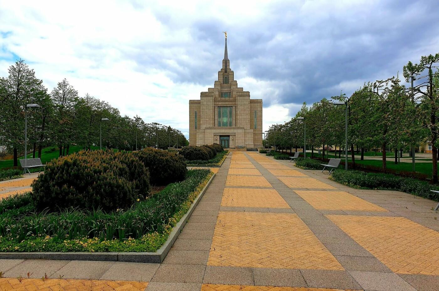 Киевский Украинский Храм мормонов, Фото: Alpha Oleg