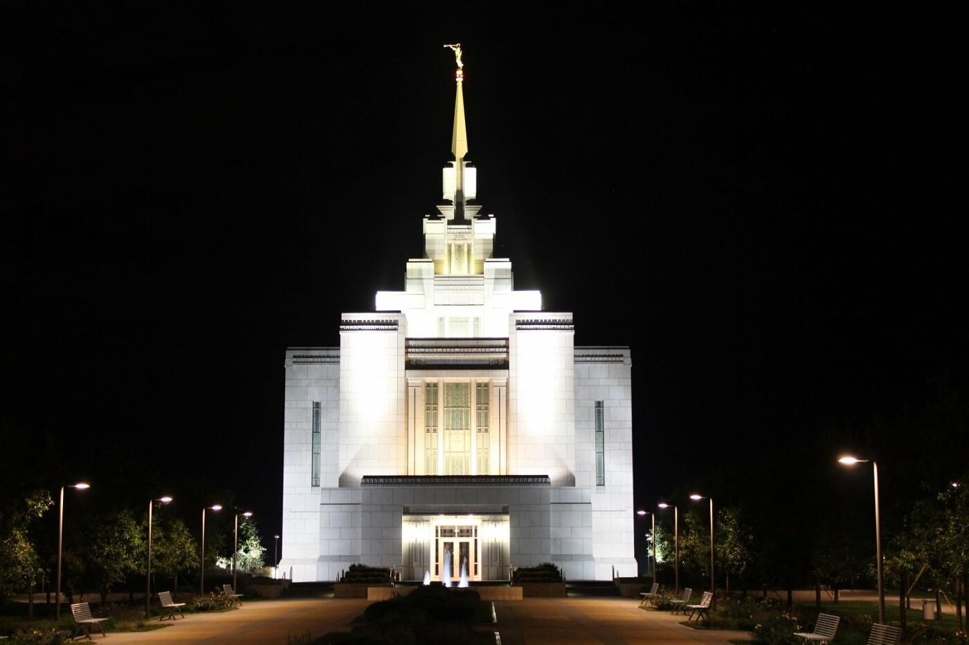 Киевский Украинский Храм мормонов, Фото: Eric Hansen