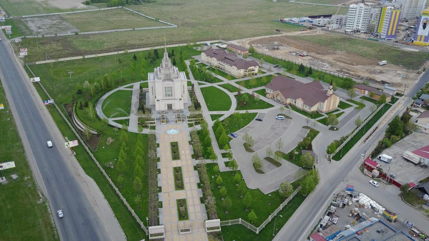 Киевский Украинский Храм мормонов, Фото: Lubomirkin