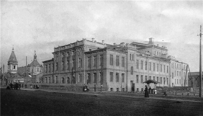 Троицкий народный дом, Фото: Википедия