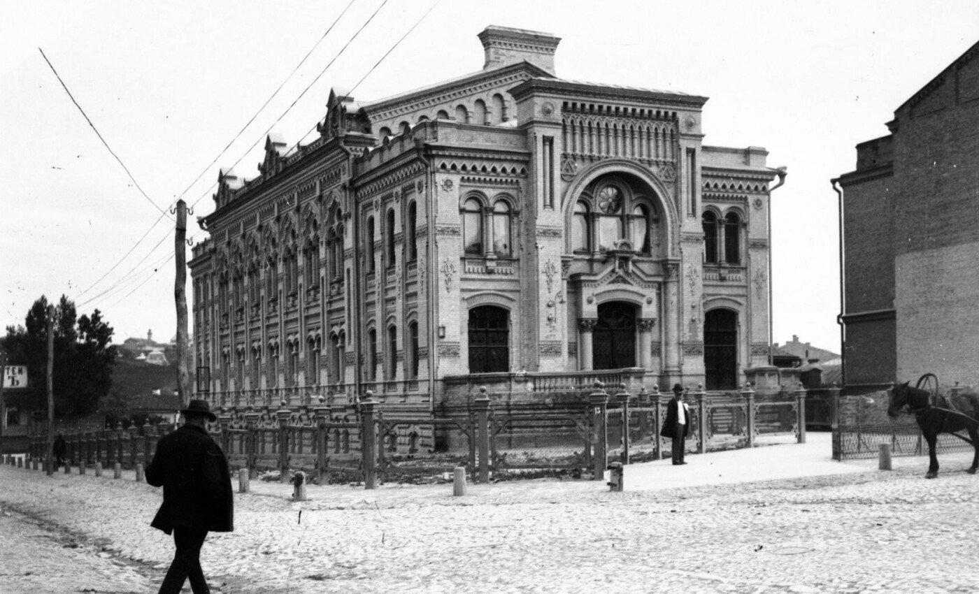 Синагога Бродского в Киеве, Фото: Ujew