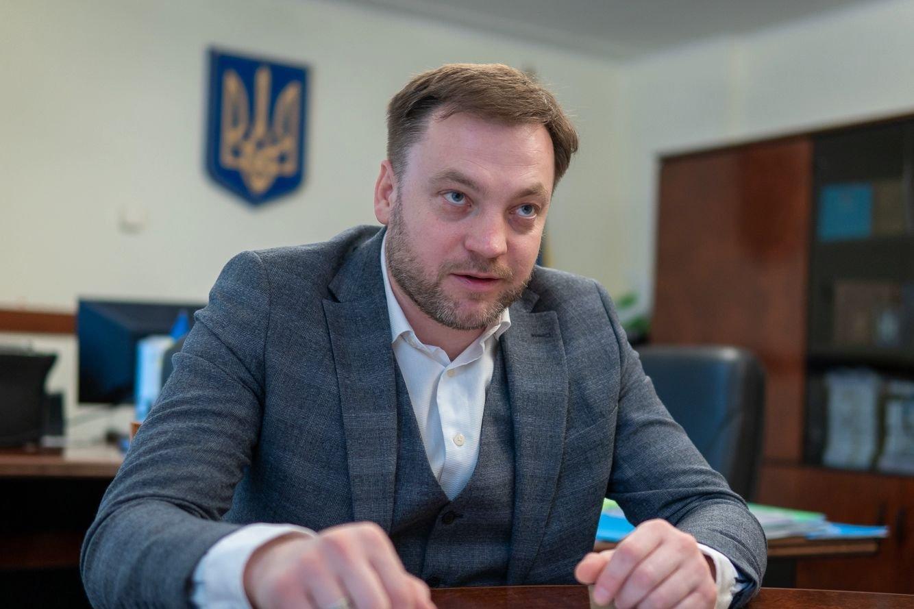 Возможный будущий Министр МВД Денис Монастырский, Фото: Диалог ua