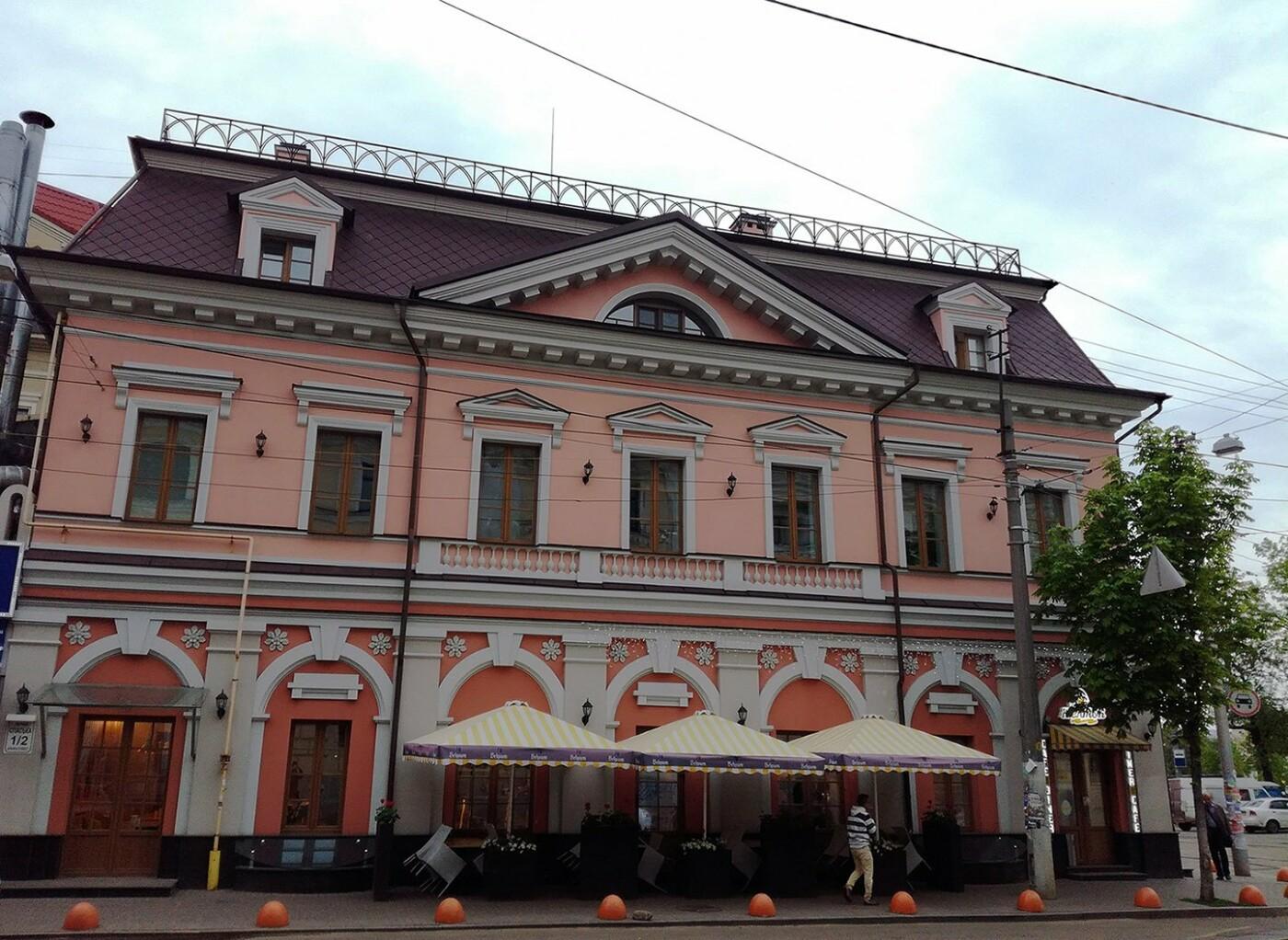Особняк на Спасской в Киеве, Фото: Domofoto