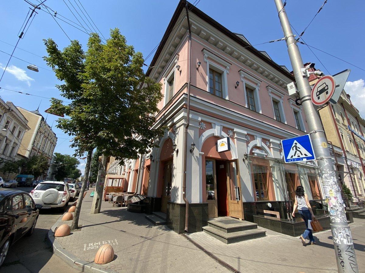 Особняк на Спасской в Киеве, Фото: KyivMaps
