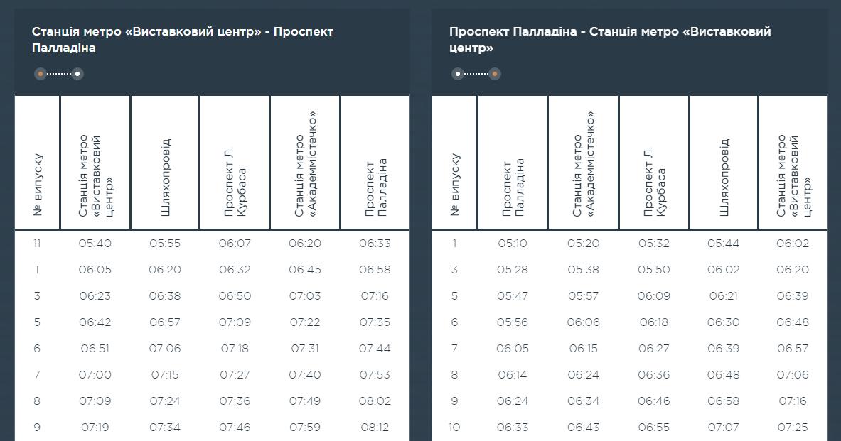 56 автобус Киев: график работы и подробная карта маршрута, - ФОТО, фото-3